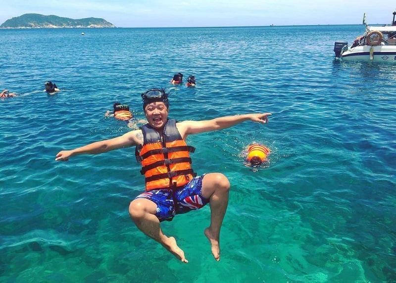 Kinh nghiệm du lịch Cù Lao Chàm, lặn biển ngắm san hô ở Cù Lao Chàm