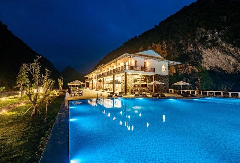 Du lịch Mai Châu nên ở đâu? Mai Chau Mountain View Resort