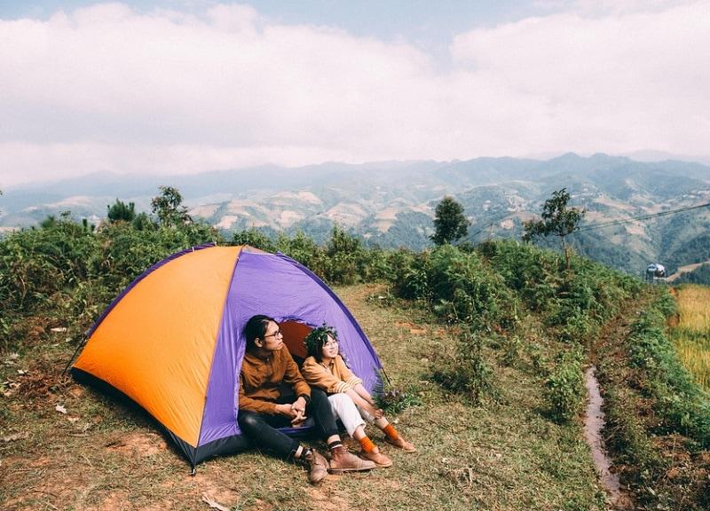 Kinh nghiệm du lịch Mù Cang Chải, cắm trại ở Mù Cang Chải