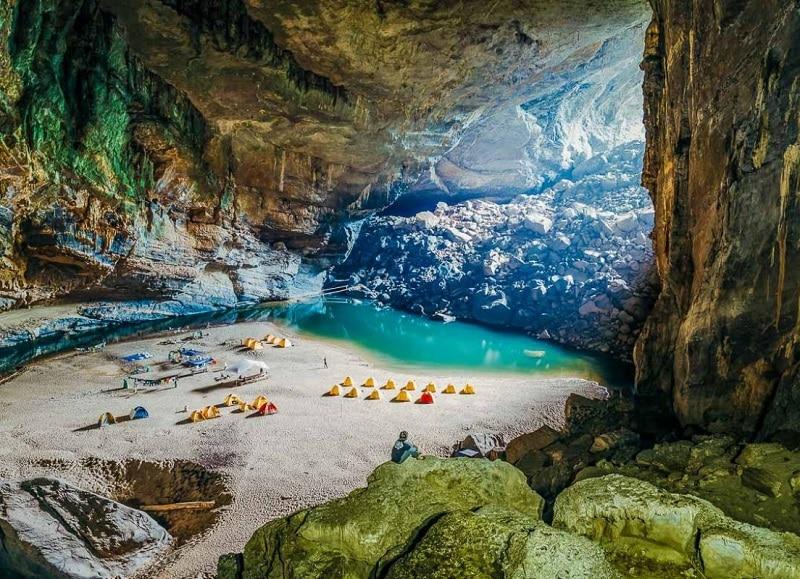 Địa điểm du lịch Phong Nha Kẻ Bàng, du lịch Phong Nha Kẻ Bàng nên đi đâu? Hang Én