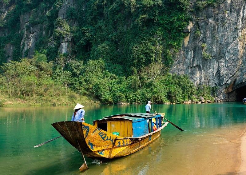 Kinh nghiệm du lịch Phong Nha Kẻ Bàng, du lịch Phong Nha Kẻ Bàng tháng mấy đẹp nhất?