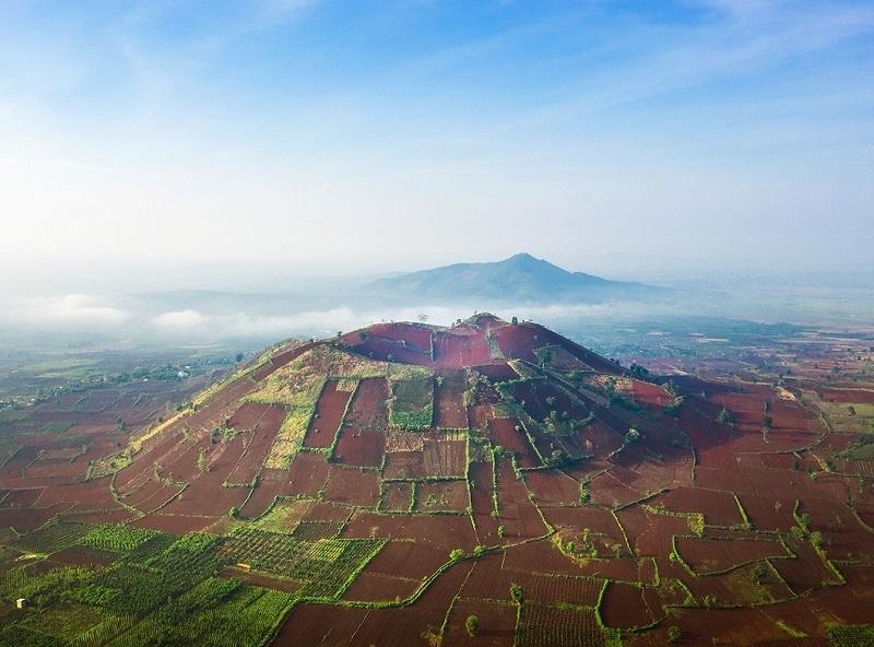Kinh nghiệm du lịch Tây Nguyên, du lịch Tây Nguyên có gì? Núi lửa Chư Đăng Ya