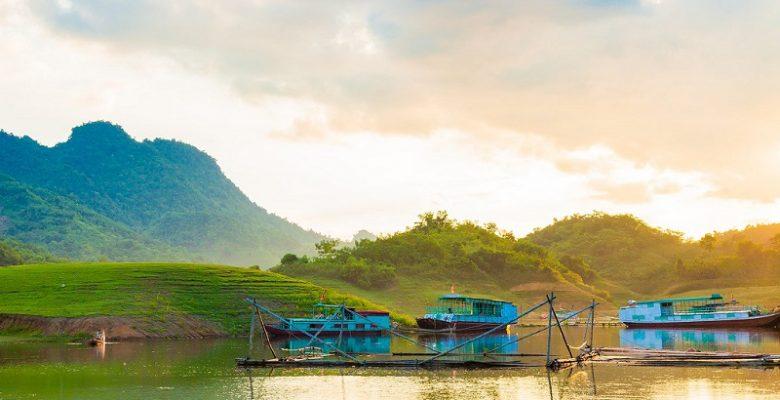Kinh nghiệm du lịch Thung Nai, Thung Nai có gì đẹp?