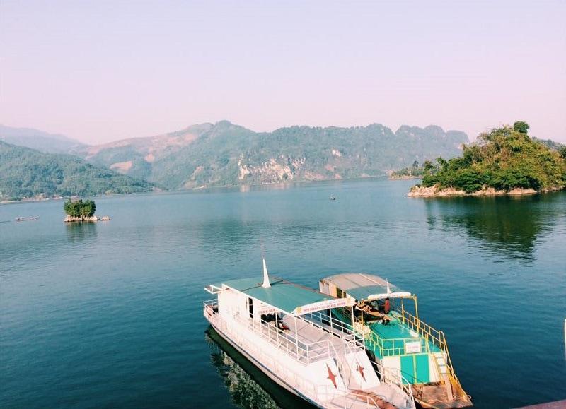 Kinh nghiệm du lịch Thung Nai, du lịch Thung Nai mùa nào đẹp nhất?
