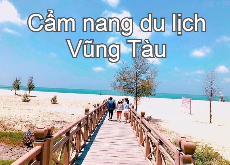 Kinh nghiệm du lịch Vũng Tàu. Bãi biển Hồ Tràm Vũng Tàu