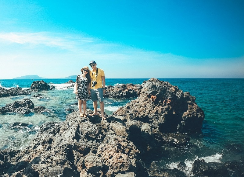 Kinh nghiệm du lịch đảo Lý Sơn, đảo Lý Sơn có gì đẹp?