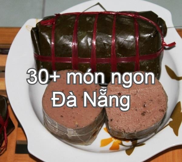 Món ăn đặc sản ngon ở Đà Nẵng. Ăn gì ở Đà Nẵng? Chả bò