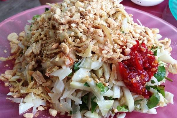 Món ăn đặc sản ngon ở Đà Nẵng. Đà Nẵng ăn gì? Mít trộn