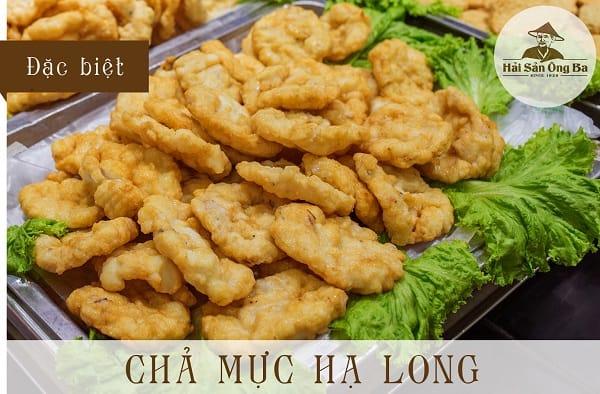 Món ăn đặc sản nổi tiếng ở Hạ Long: Du lịch Hạ Long nên ăn gì?