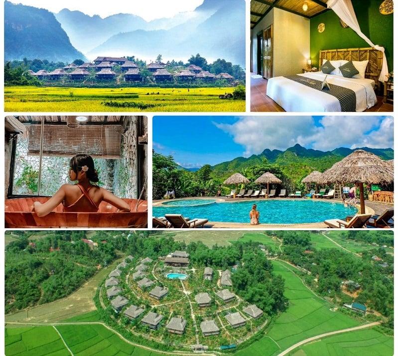 Du lịch Mai Châu nên ở đâu? Mai Chau Ecolodge Resort