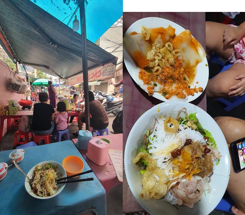Review ăn uống ở Sài Gòn. Địa điểm ăn uống ở TP Hồ Chí Minh. Hẻm 284 Lê Văn Sỹ