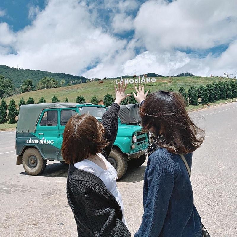 Núi Langbiang - Địa điểm du lịch hấp dẫn ở Đà Lạt