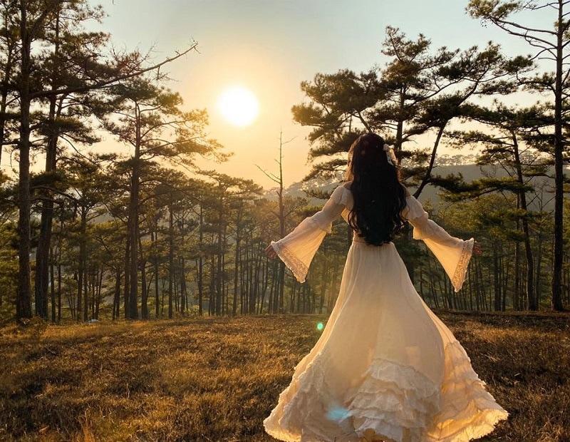 Thung lũng tình yêu - Điểm đến lãng mạn cho những cặp đôi khi du lịch Đà Lạt