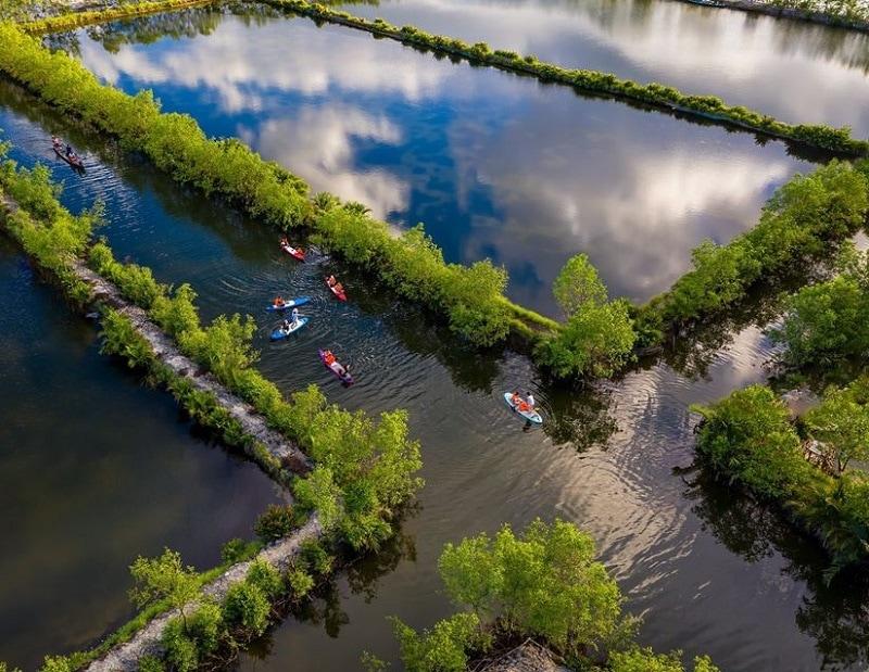 Những địa điểm du lịch mới nổi ở Huế