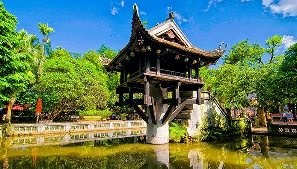 Nên đi những đâu khi du lịch Hà Nội?