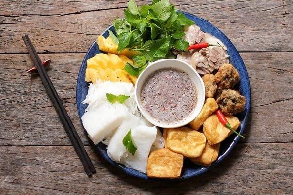 Những món ăn đặc sản Hà Nội