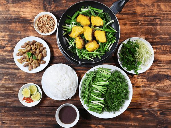 Nên ăn gì khi du lịch Hà Nội?