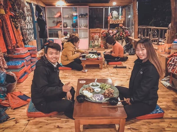 Địa chỉ ăn uống ở Mộc Châu