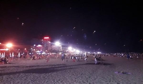 Khám phá bãi biển Sầm Sơn về đêm/ Kinh nghiệm đi Sầm Sơn