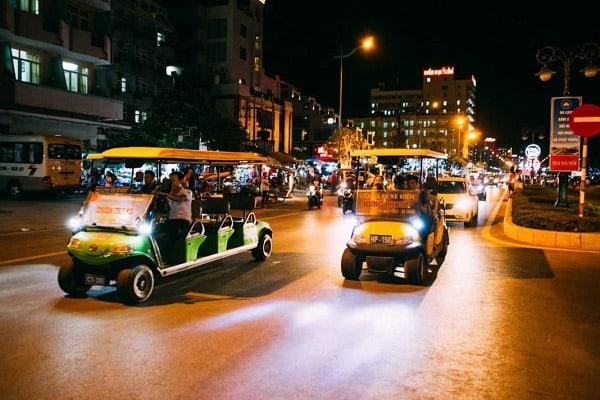 Hướng dẫn du lịch biển Sầm Sơn/ Địa điểm khám phá Sầm Sơn về đêm