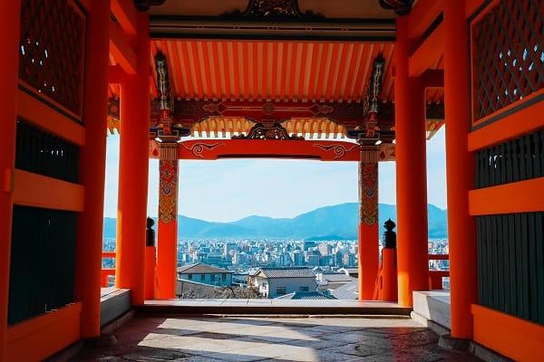 Địa điểm tham quan nổi tiếng ở Nhật Bản