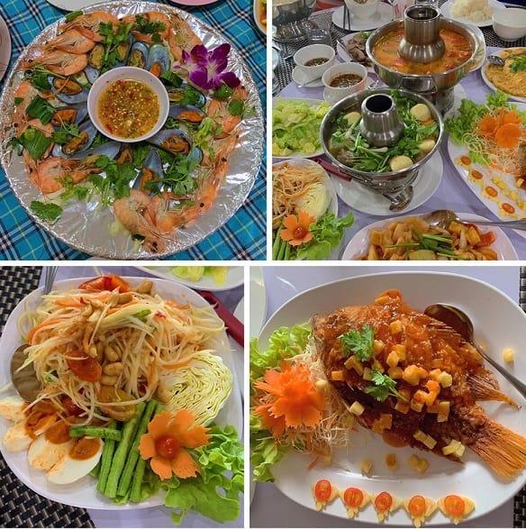 Địa chỉ ăn uống ở Thái Lan/ Kinh nghiệm du lịch Thái Lan