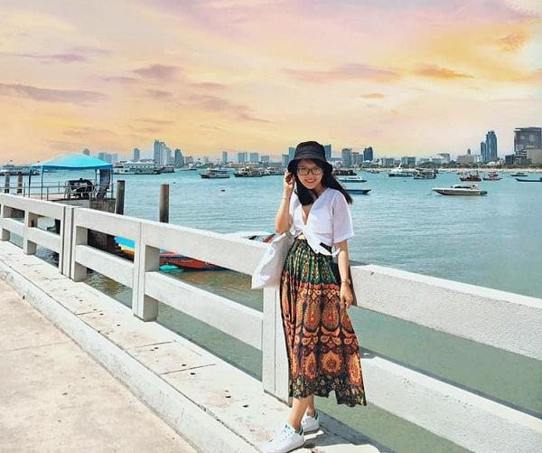 Địa đểm chụp ảnh đẹp ở Thái Lan/ Kinh nghiệm đi Thái Lan tự túc