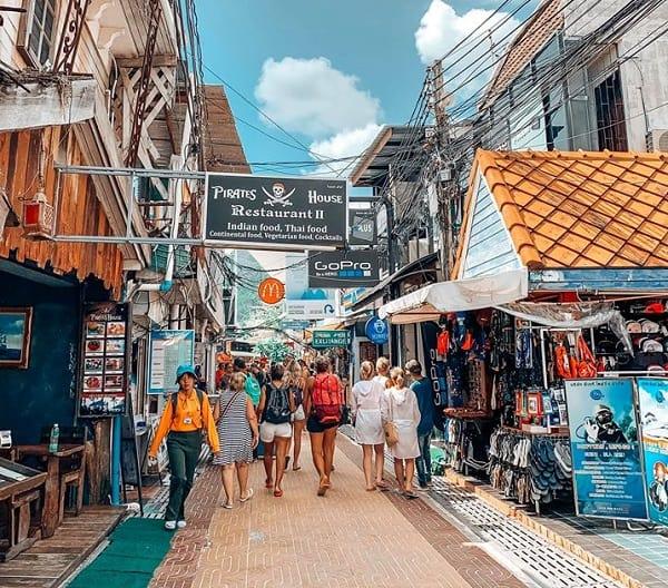 Đi đâu, chơi gì ở Thái Lan?