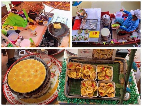 Những món ăn nổi tiếng ở Thái Lan