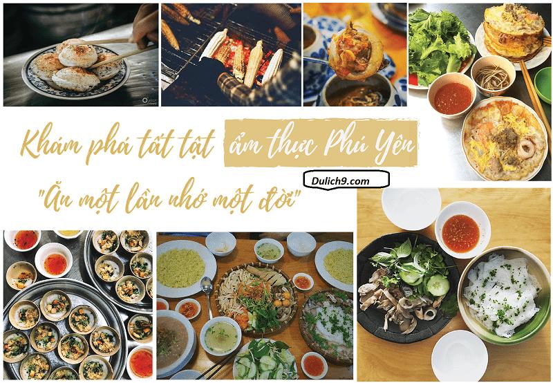 Du lịch Phú Yên nên ăn gì? Ẩm thực, đặc sản, món ăn ngon của Phú Yên