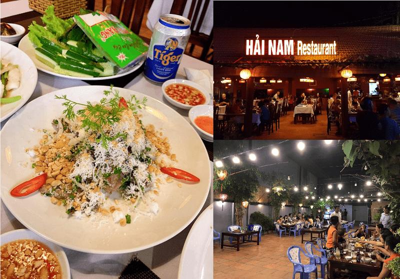 Địa điểm ăn uống ngon ở Phú Quốc. Quán ăn nào ngon Phú Quốc? Nhà hàng Hải Nam