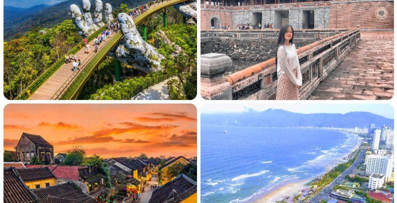 Hướng dẫn kinh nghiệm du lịch Đà Nẵng Huế Hội An
