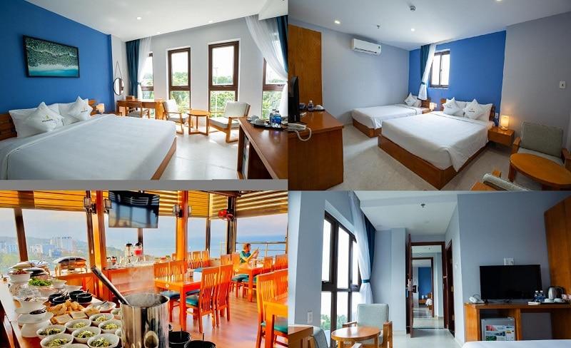 Khách sạn giá rẻ Phú Quốc gần chợ đêm. Review các khách sạn ở Phú Quốc. Stellar Hotel