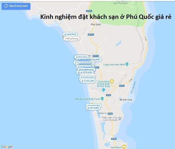 Kinh nghiệm đặt khách sạn ở Phú Quốc giá rẻ: Đặt phòng khách sạn ở đâu Phú Quốc vị trí đẹp, giá rẻ?