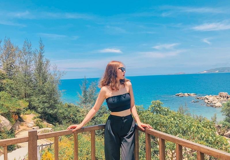 Kinh nghiệm du lịch Quy Nhơn, bãi biển Trung Lương