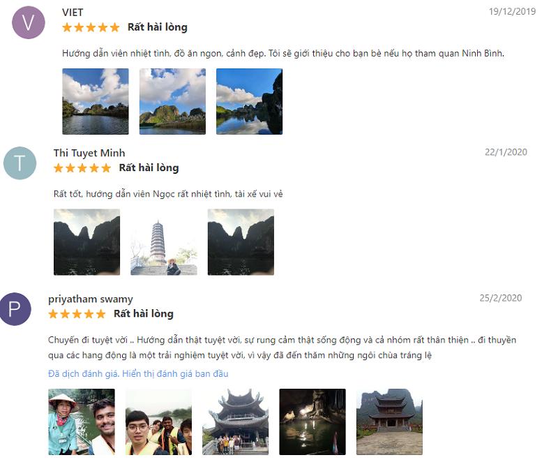 Kinh nghiệm du lịch Tràng An, tour du lịch Tràng An Bái Đính