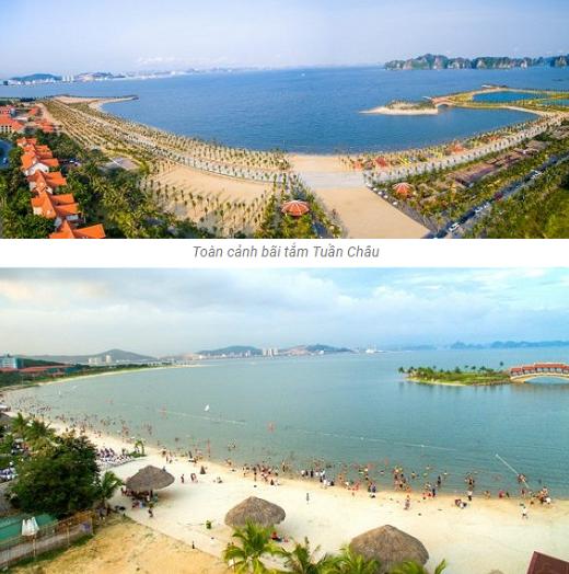 Kinh nghiệm du lịch Tuần Châu? Tuần Châu có gì đẹp? Bãi biển Tuần Châu