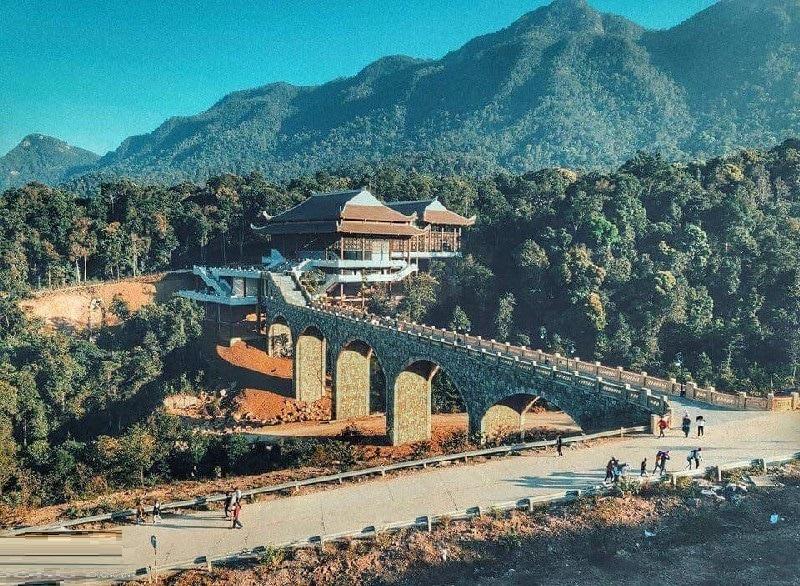 Kinh nghiệm du lịch Yên Tử, địa điểm đẹp ở Yên Tử