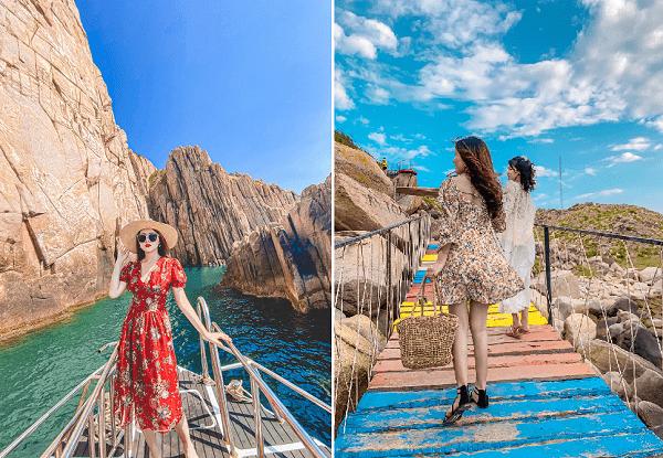 Kinh nghiệm du lịch đảo Bình Hưng, đảo Bình Hưng ở đâu?