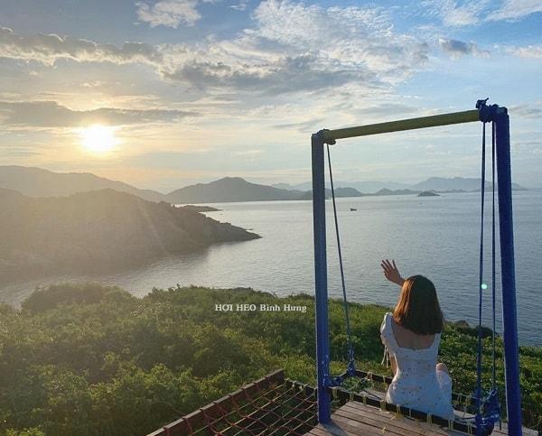 Kinh nghiệm du lịch đảo Bình Hưng Nha Trang giá rẻ. Review du lịch đảo Bình Hưng chi tiết