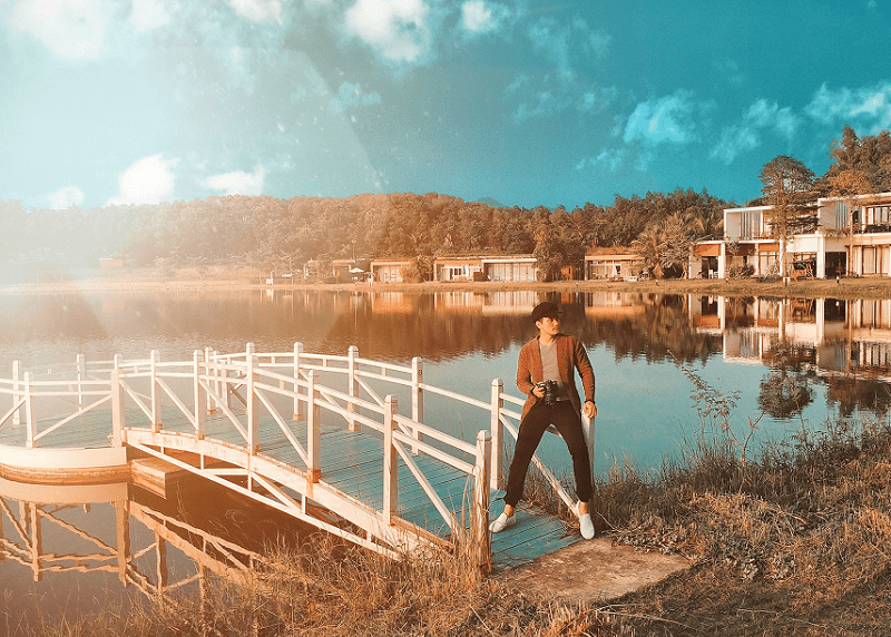 Review du lịch Đại Lải, du lịch hồ đại lải tháng mấy đẹp nhất?
