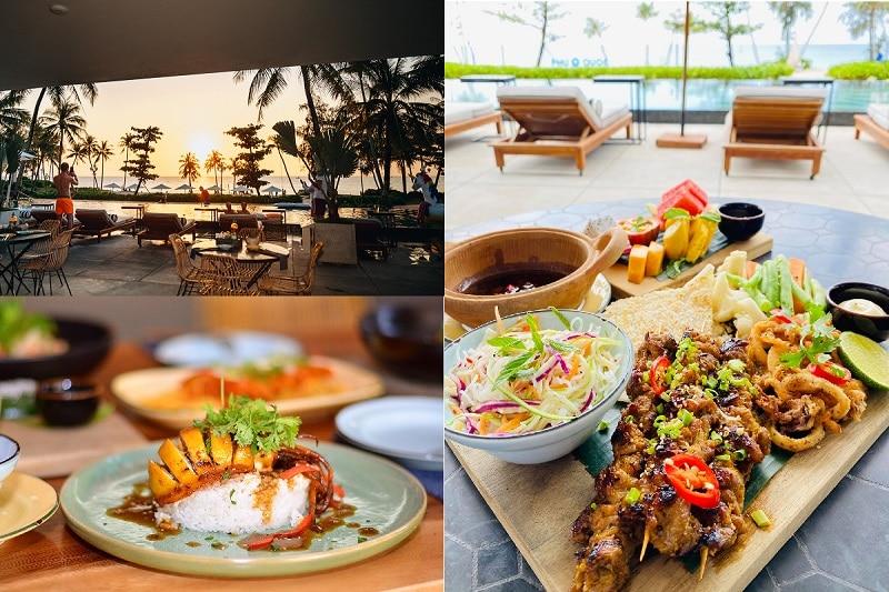 Nhà hàng Phú Quốc view đẹp. Ăn ở đâu ngon Phú Quốc? Sailing Club Phú Quốc