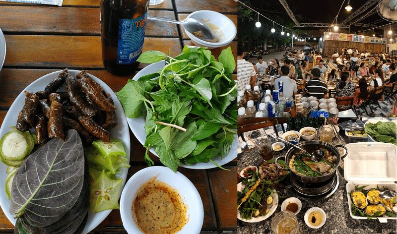 Quán ăn ngon tại Phú Quốc. Đi Phú Quốc ăn ở đâu? Dê ngon An Thới