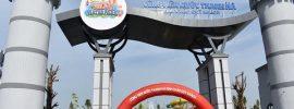 Review công viên nước Thanh Hà chi tiết: Công viên nước Thanh Hà giá vé, giờ mở cửa