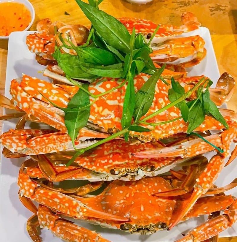Ăn gì ngon khi du lịch Hồ Tràm Vũng Tàu