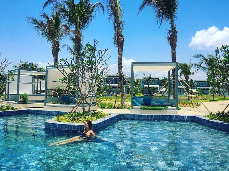 Nên ở đâukhi du lịch Hồ Tràm/ Nhà nghỉ, khách sạn và resort ở Hồ Tràm