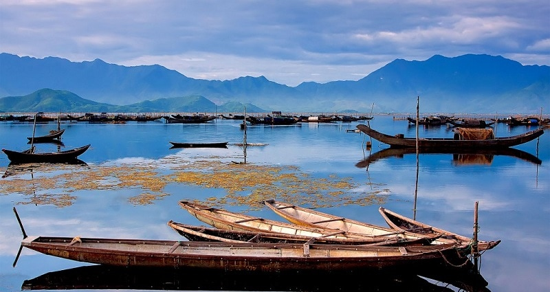 1 ngày ở Phá Tam Giang nên đi đâu, chơi gì?