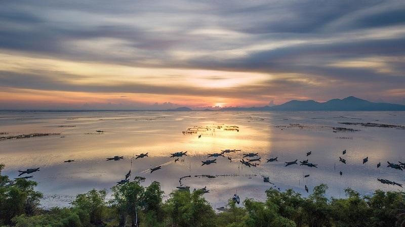 Lịch trình đi phá Tam Giang Huê