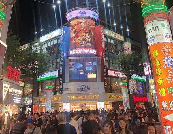 Địa điểm tham quan ở Đài Loan đẹp và nổi tiếng