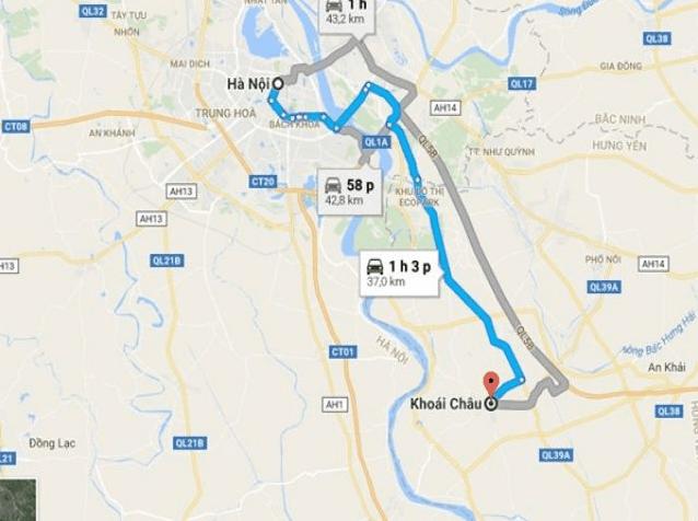 """Quê nhà tôi hai tiếng """"Khoái Châu"""" đậm ân tình. Hướng dẫn, kinh nghiệm du lịch Khoái Châu, Hưng Yên cụ thể: đường đi, đặc sản..."""